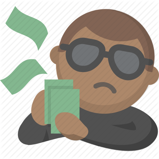 Money emoji png. People by flaticons dollars