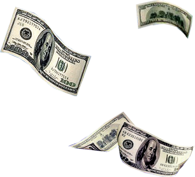 Images free download. Money falling from the sky png