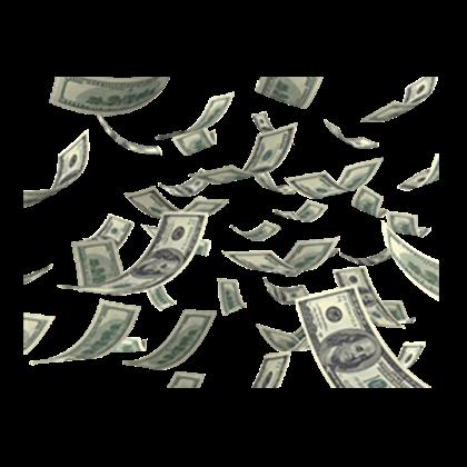 Cash psd roblox cashmoneyfallingpsdpng. Money falling png