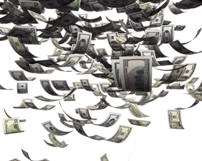 for free download. Money falling png gif