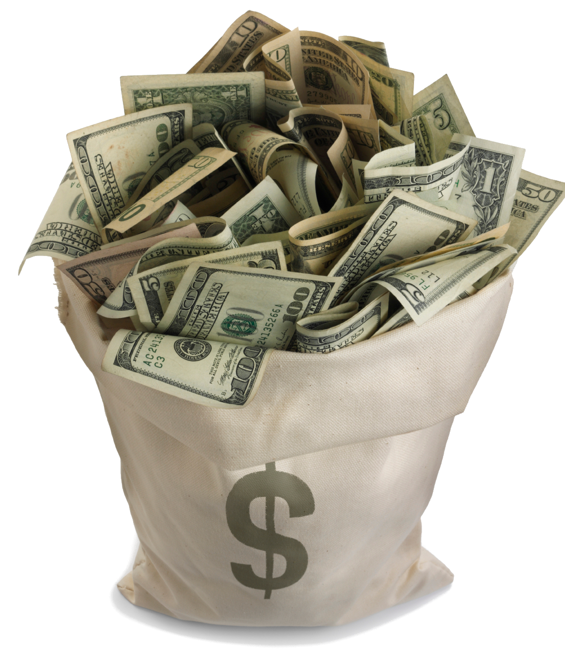 Money image png. How much cash should