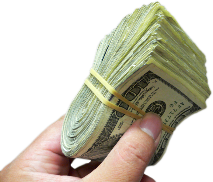 Money in hand png. Psd official psds share
