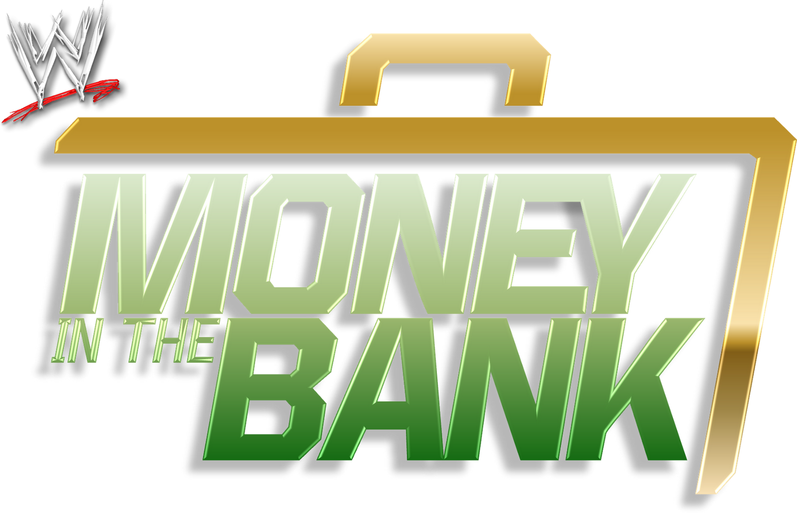 Logos . Money in the bank png