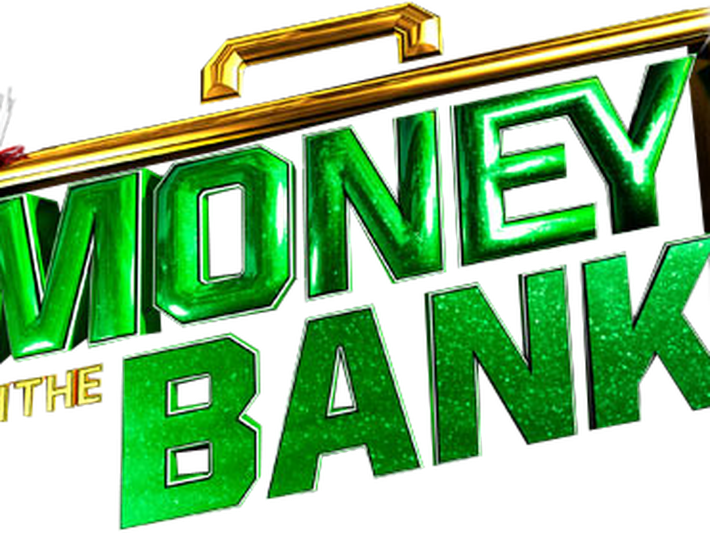 Money in the bank png. Is match headed back