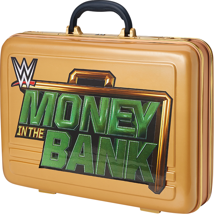 Money in the bank png.  briefcase for free