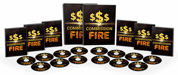 Commission master how to. Money on fire png