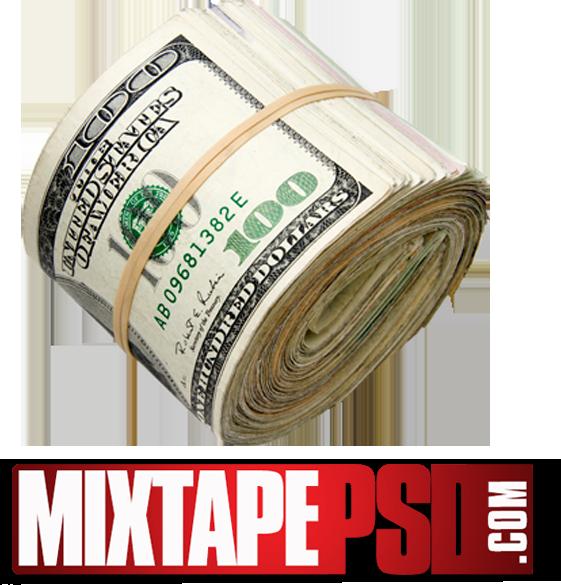 Psd official psds. Money roll png