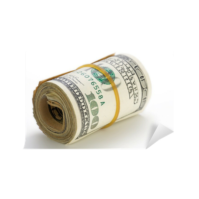Of wall mural pixers. Money roll png