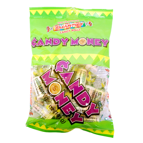 Money roll png. Smarties candy rolls oz