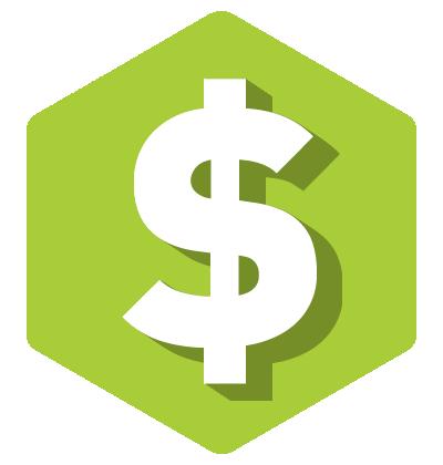 Money sign .png. Green dollar symbol png