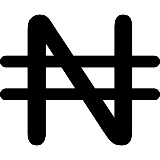 Money signs png. Nigeria naira currency symbol