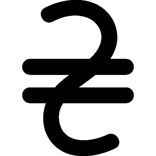 Money signs png. Currency symbol ukraine svg