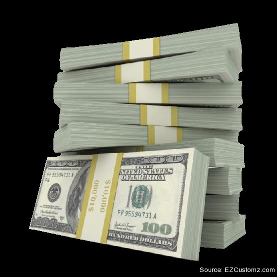 Money stack png. Ezcustomz