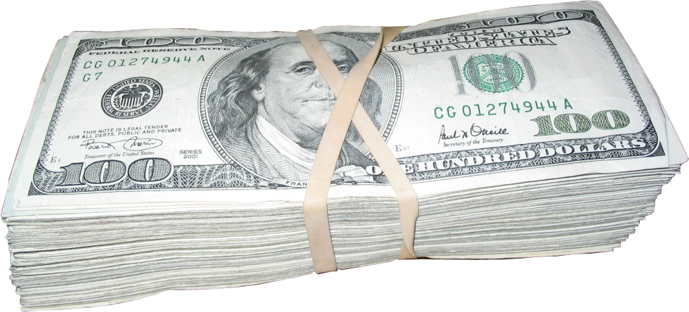 Psd official psds. Money stack png