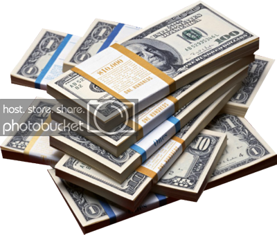 Stack of . Money stacks png
