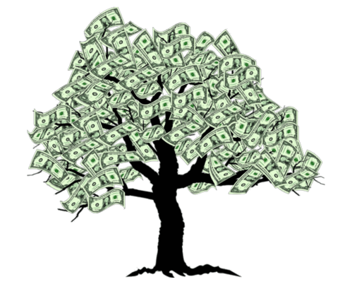 System view specifications details. Money tree png