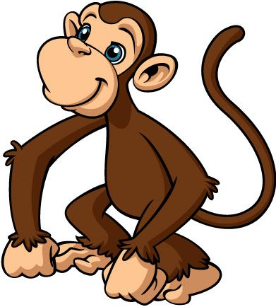 Monkey clipart. At getdrawings com free