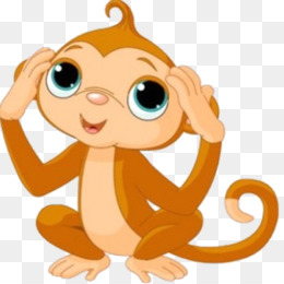 Monkey clipart character. Free download baby monkeys