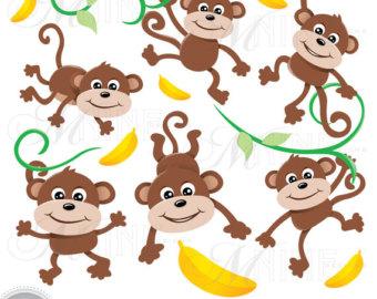 Clip art monkey panda. Monkeys clipart