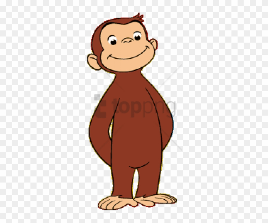 Free png download curious. Monkeys clipart curiosity