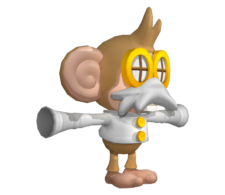 Wii super monkey ball. Monkeys clipart doctor
