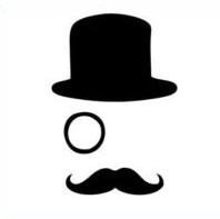 Free. Monocle clipart