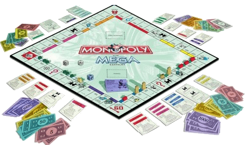 Game transparent stickpng games. Monopoly money png