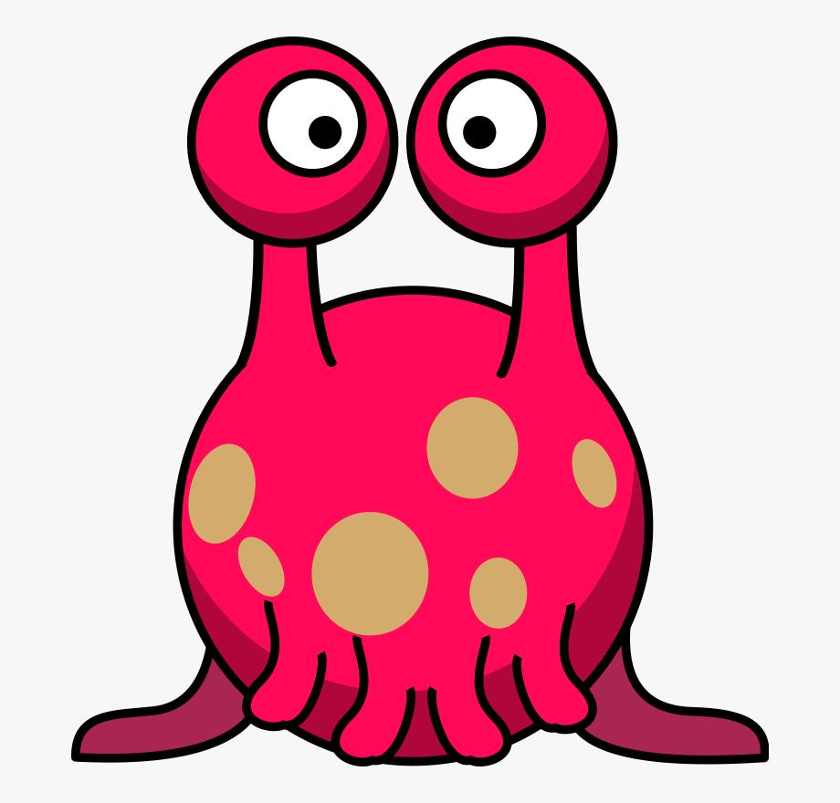 Friend clip art aliens. Monster clipart alein