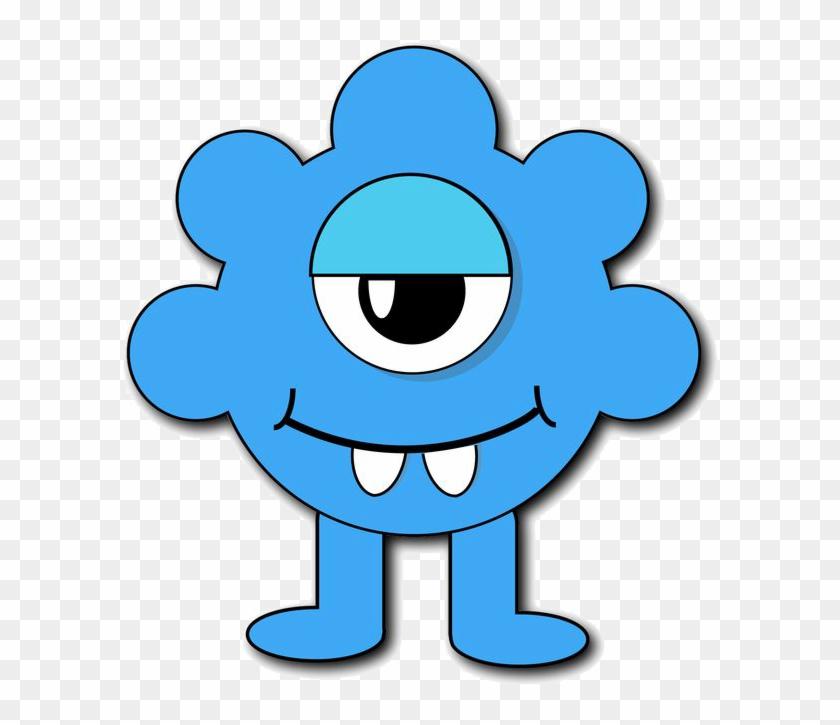 Png file kids transparent. Monster clipart blue monster
