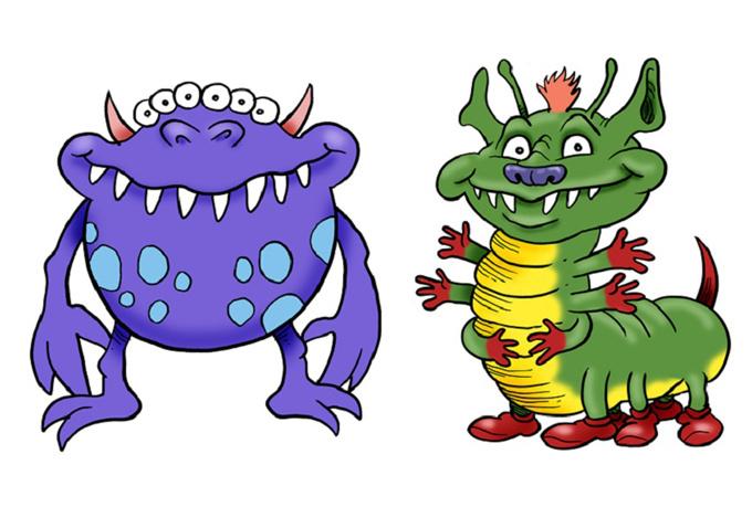 Clip art cartoon free. Monster clipart jpeg