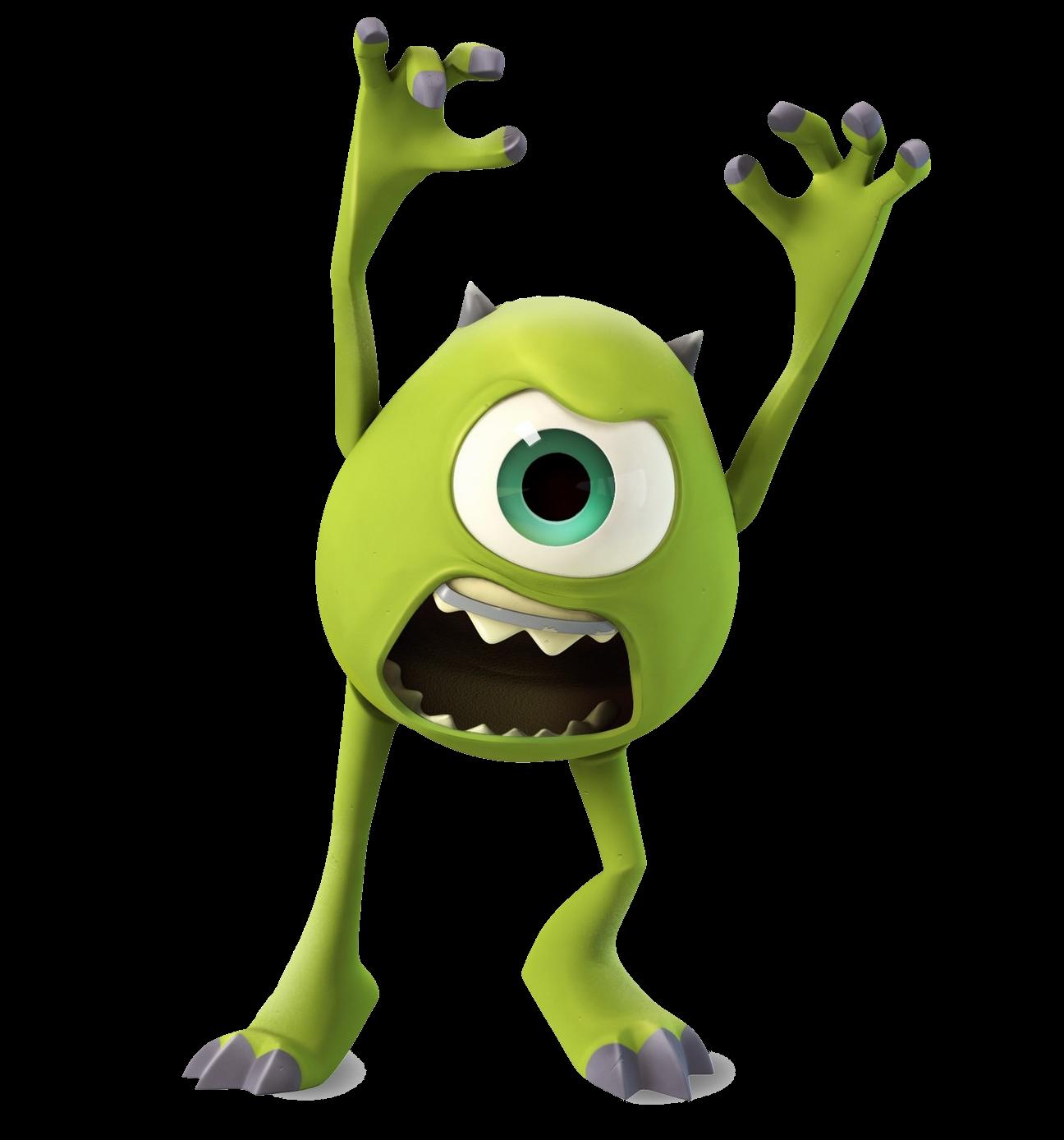 Disney infinity originals pinterest. Monster clipart mike wazowski