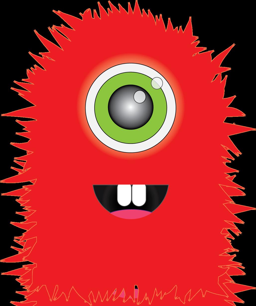 Monster red
