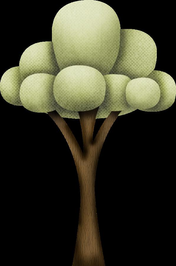 Tree clipart monster.  trees pinterest clip