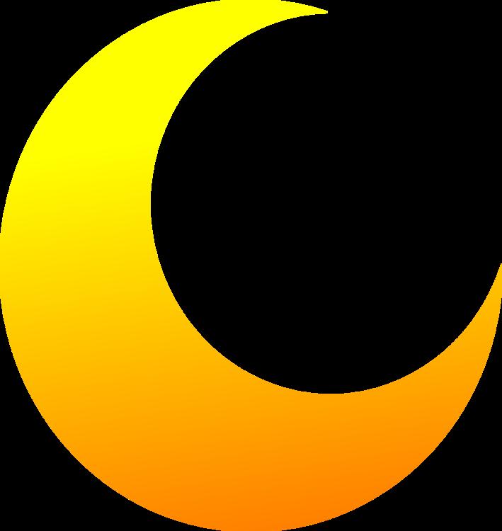 Angle symbol yellow png. Moon clipart bitmap