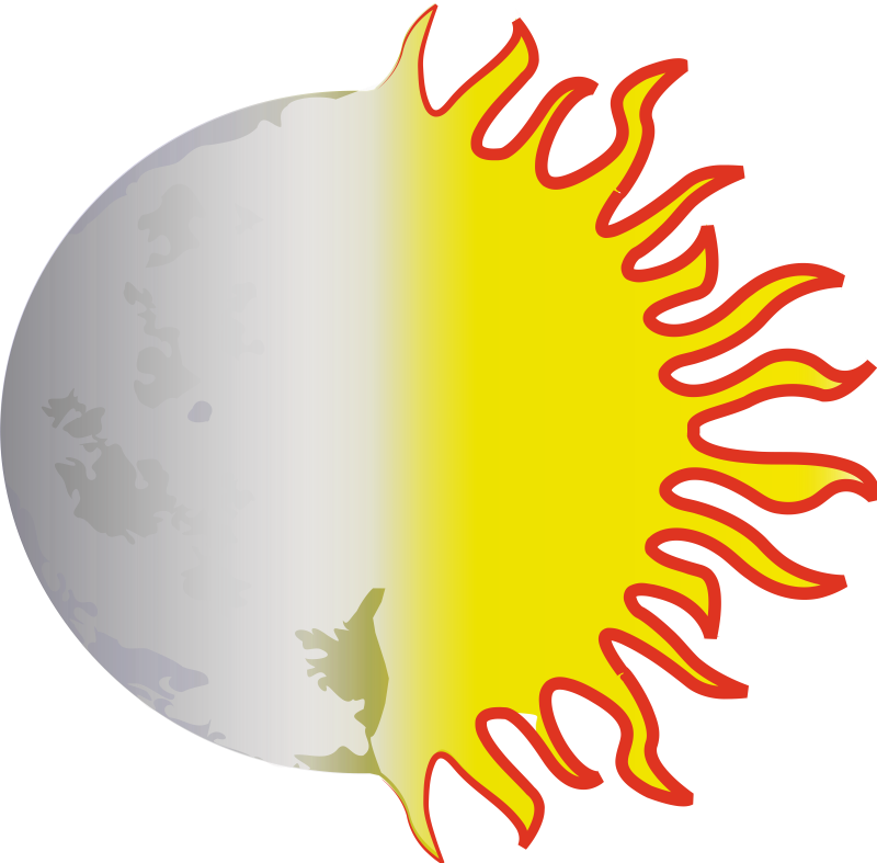 Hubpicture pin . Moon clipart yellow