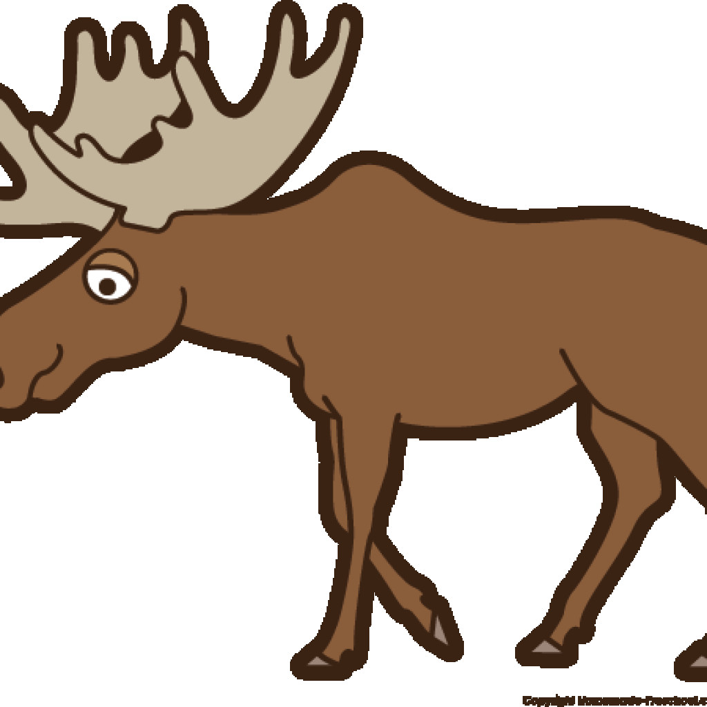 Moose clipart emoji, Moose emoji Transparent FREE for