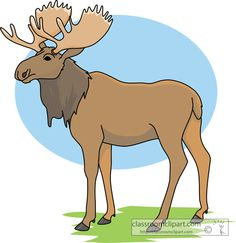 Moose clipart clip art. On lds scriptures and