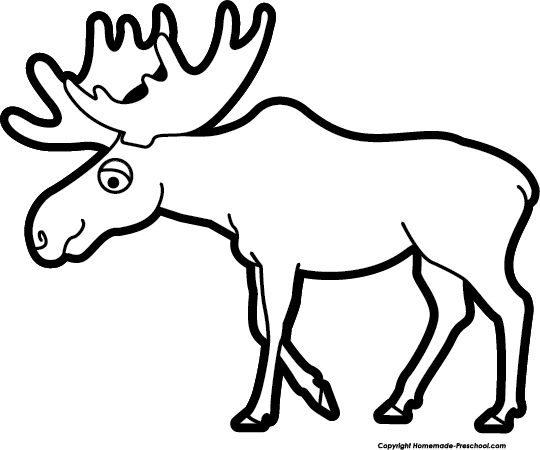 Image of images free. Moose clipart clip art