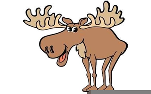 Baby free images at. Moose clipart clip art