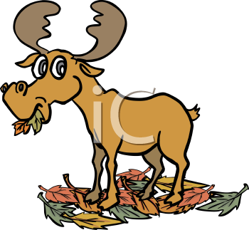 Free download best . Moose clipart deer