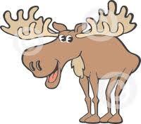 Cute drawing google search. Moose clipart elk