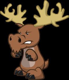 Ones wiki fandom powered. Moose clipart game wild