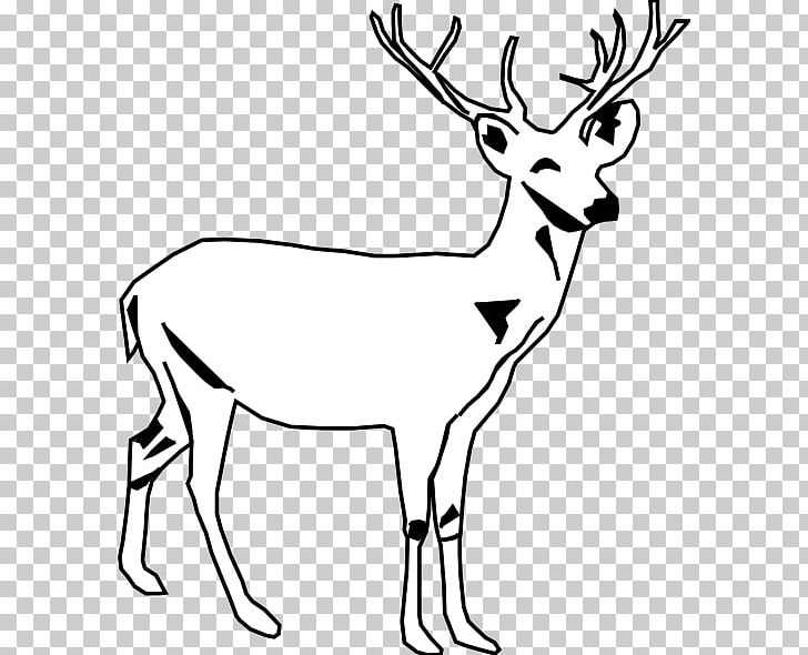 Moose clipart game wild. White tailed deer black