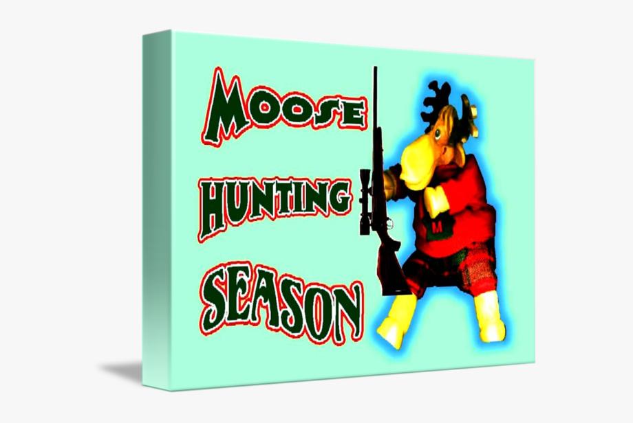 Season . Moose clipart moose hunting