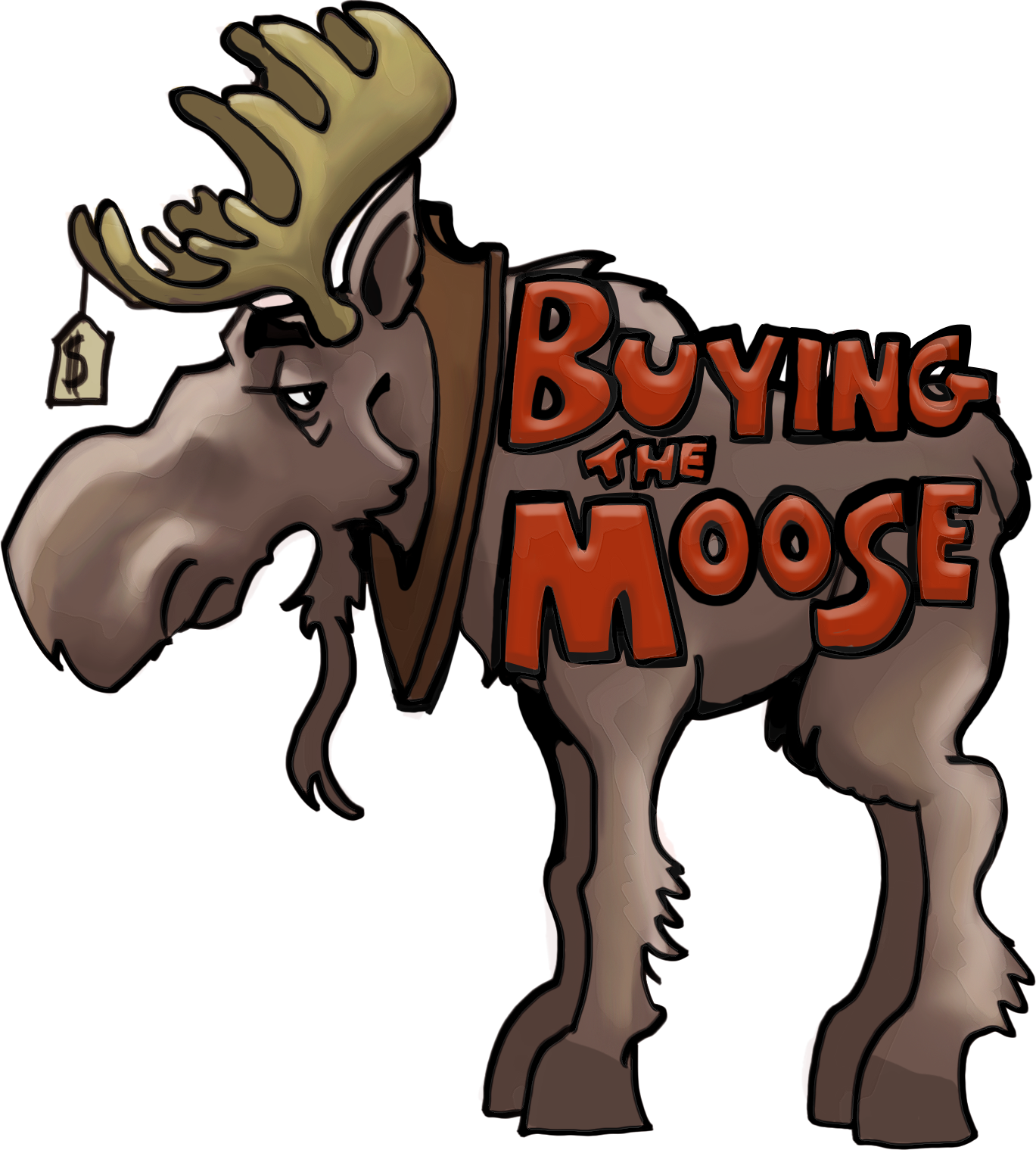 Buying the bedford players. Moose clipart plaid