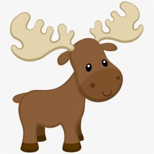 Free cliparts silhouettes cartoons. Moose clipart realistic cartoon