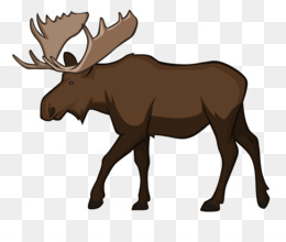 Png free download pattern. Moose clipart transparent background