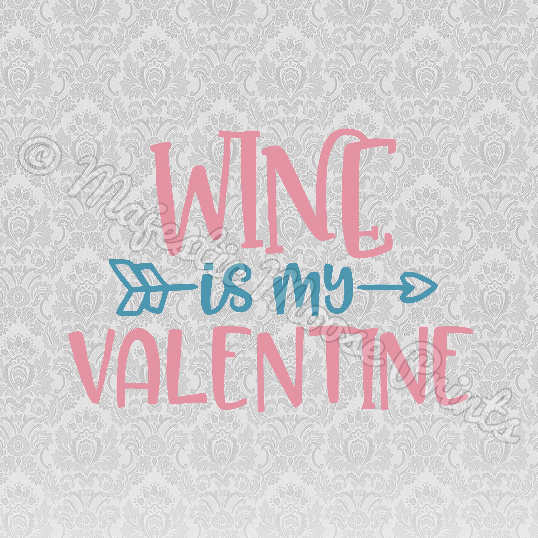 Majestic prints wine is. Moose clipart valentine