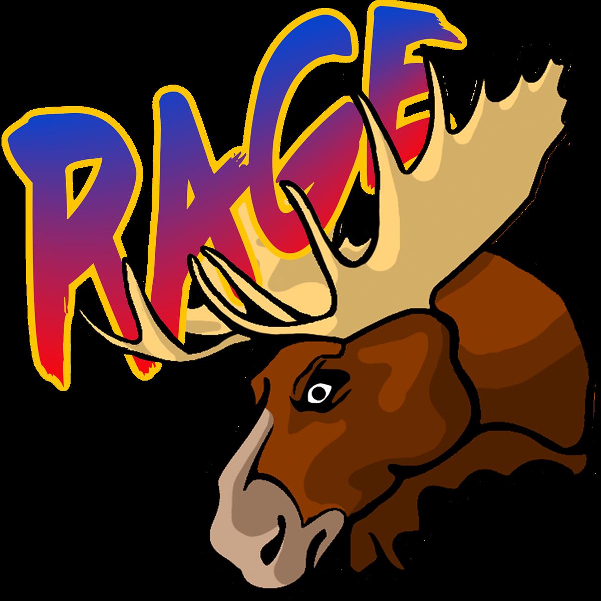 Moose clipart wildlife alaska. Lifeinalaska twitch emotes on