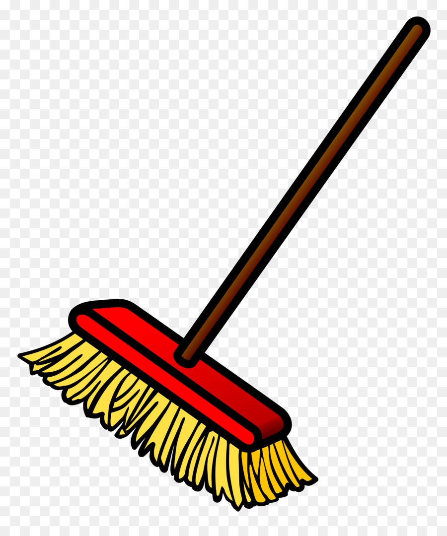 Mop clipart. Witch s broom clip